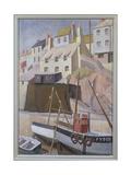 FY Boats Lámina giclée por Mary Nancy Skempton