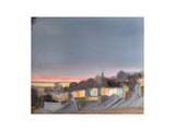 Last Light, 2011 Giclee Print by Pamela Scott Wilkie
