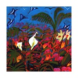 Exotic Garden, 2008 Giclee Print by Paul Powis