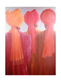 Bir Trio Giclee Print by Lincoln Seligman