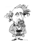 Dickens Giclee Print by Gary Brown