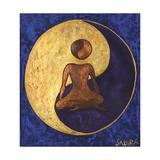 Buddha One, 2009 Giclee Print by Sabira Manek