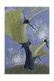 Thorn and Seed II, 1958 Giclee Print by John Armstrong