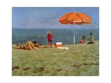 Wellfleet Beach Giclee Print by Sarah Butterfield