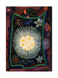 Homage to Echincactus, 1999 Giclee Print by Michael Chase