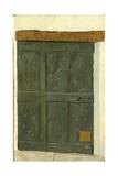 Gordes, Notre Chambre, 2004 Giclee Print by Delphine D. Garcia