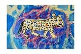 Leopard Giclee Print by Brenda Brin Booker