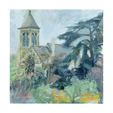 Christ Church, East Sheen Giclee Print by Sophia Elliot