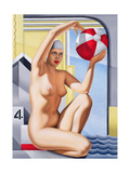 Sunworshipper II, 2005 Giclee Print by Catherine Abel