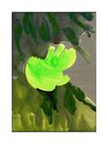Kensington Gardens Series: Leaf Cascade, 2007 Giclee Print by Izabella Godlewska de Aranda