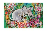 Mouse Giclee Print by Brenda Brin Booker