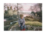 Long Ago, Far Away Giclee Print by Jane Carpanini