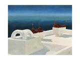 Santorini 5, 2010 Giclee Print by Trevor Neal