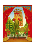 The Magic Flute, 1998 Giclee Print by Frances Broomfield