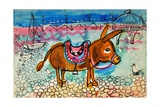 Donkey Giclee Print by Brenda Brin Booker