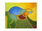 Chimaira, 2009 Giclee Print by Jan Groneberg