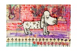 Dog Giclee Print by Brenda Brin Booker