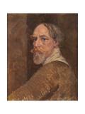 Self Portrait, C.1930 Giclee Print by Augustus Edwin John