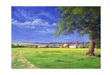 Home Field, 2004 Giclee Print by Anthony Rule