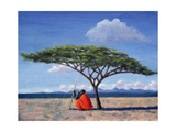 The Shady Tree, 1992 Giclée-Druck von Tilly Willis