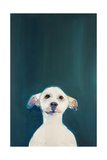 Naked Dog 6, 2009 Giclee Print by Sally Muir