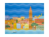 Caorle, 2000 Giclee Print by Emil Parrag