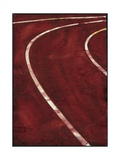 Track, 2010 Giclee Print by Graham Dean