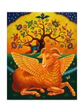 The Ram with the Golden Fleece, 2011 Reproduction procédé giclée par Frances Broomfield