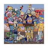 Toystore Wonders, 2008 Giclee Print by Nora Soos