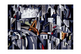 La Rive Gauche, 2002 Giclee Print by Catherine Abel