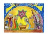 Nativity I, 2003 Giclee Print by Jessica Herzig de Salis