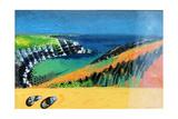 Pembroke Giclee Print by Paul Powis