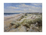 The Sand Dunes at Walberswick, 2008 Giclee Print by John Sutton