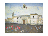 Political Protest, the Cloister of Sor Juana De La Cruz (1648-95) 2001 Giclee Print by James Reeve