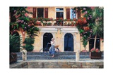 Limone, Lake Garda, Italy, 2003 Giclee Print by Trevor Neal