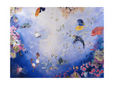 Underwater World IV Giclee Print by Odile Kidd