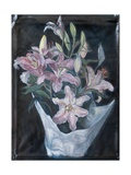 Lillies from the Market, 2008 Giclee Print by Caroline Hervey-Bathurst