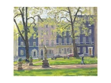 Berkeley Square, South West Corner Giclee Print by Julian Barrow