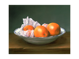 Oranges, 1977 Giclee Print by Lincoln Taber