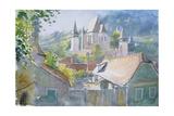 Biertan, Transylvania, 2000 Giclee Print by Tim Scott Bolton