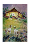 Nativity Giclee Print by Stanley Cooke