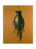 Pheasants, 1984 Giclee Print by Lincoln Taber