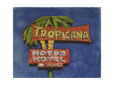 Tropicana, 2006 Giclee Print by Lucy Masterman