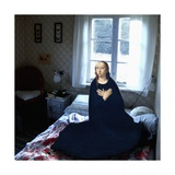 Bed-Sit Annunciation, 2008 Giclee Print by Trygve Skogrand