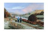 Ladybower Reservoir, Derbyshire, 2009 Giclee Print by Trevor Neal