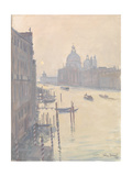 Sunrise from Accademia Bridge, 2009 Giclee Print by Julian Barrow