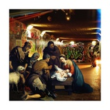 Away in a Manger, 2008 Giclee Print by Trygve Skogrand
