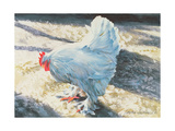 Blue Bird, 1986 Giclee Print by Sandra Lawrence