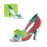 Shoe Giclee Print by Anna Platts