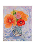 The Red Poppy, 2000 Giclee Print by Ann Patrick